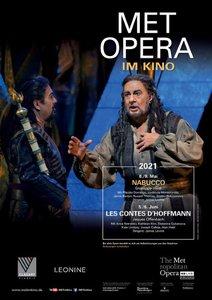 Met Opera 2016/17: Nabucco (Verdi)