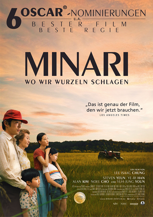 "Filmplakat: ""Minari"""