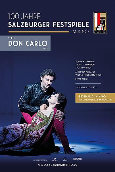 """Filmplakat: """"Salzburg im Kino 20/21: Verdi: Don Carlo"""""""