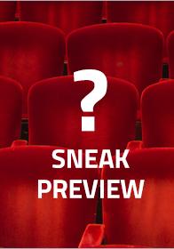 """Filmplakat: """"Sneak Preview"""""""